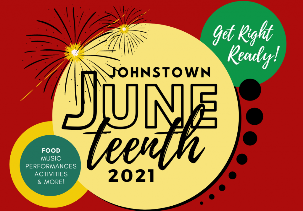 Vaccines to be offered as part of Johnstown's Juneteenth celebrations